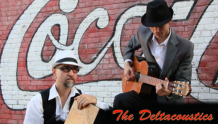 The Deltacoustics - Acoustic Band - Oxford, MS