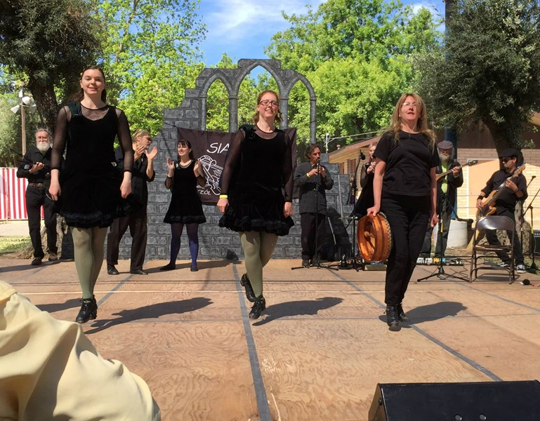 Siamsa Le Cheile - Celtic Band - Mill Valley, CA