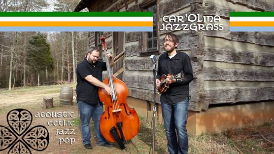CarO'lina Jazzgrass - Irish Band - Charlotte, NC