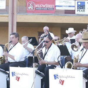 Seaside 40s Band | The Swing Solution