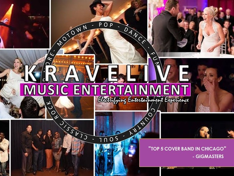 KraveLive Music Entertainment - Cover Band - Chicago, IL