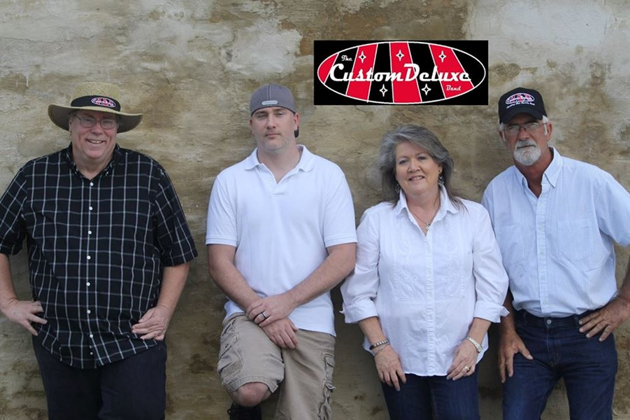 Custom Deluxe - Classic Rock Band - Moultrie, GA