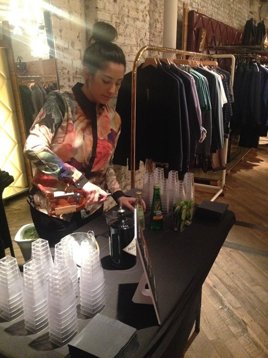 Ted Baker Private Event NYC