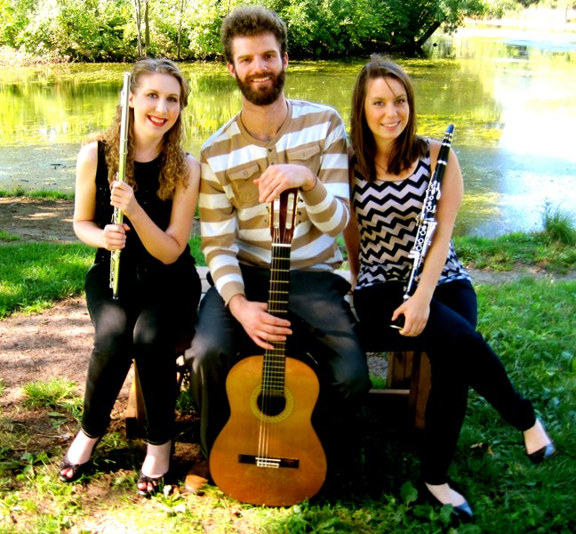 Tabula Nova Ensemble - Folk Trio - Milwaukee, WI
