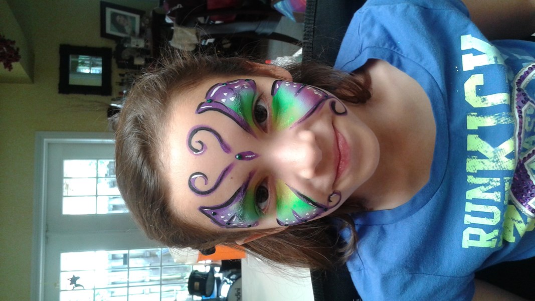 Muabyines - Face Painter - Miami, FL