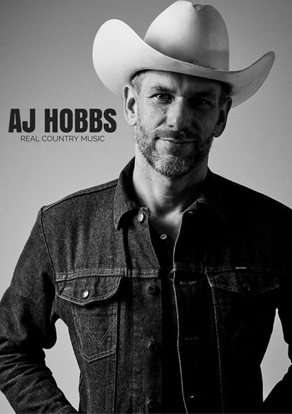 AJ HOBBS - REAL COUNTRY MUSIC - Country Band - Los Angeles, CA