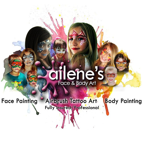 Ailene's Face and Body Art - Face Painter - Pittsburgh, PA