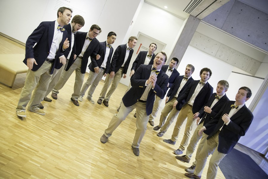 The Marquette Naturals - A Cappella Group - Milwaukee, WI