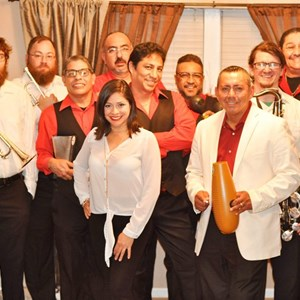 Roan Mountain Salsa Band | Fuzion Latina Charlotte