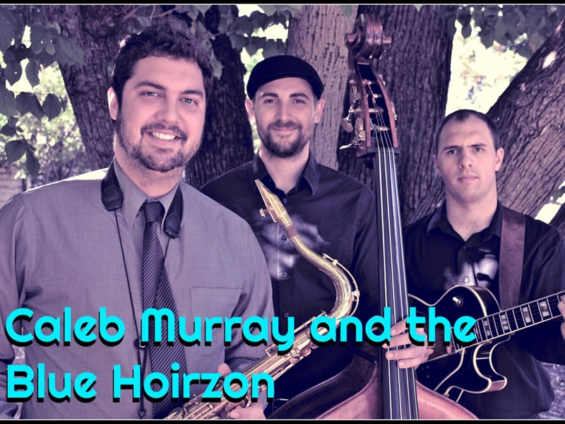 Caleb Murray and the Blue Horizon - Jazz Band - Half Moon Bay, CA