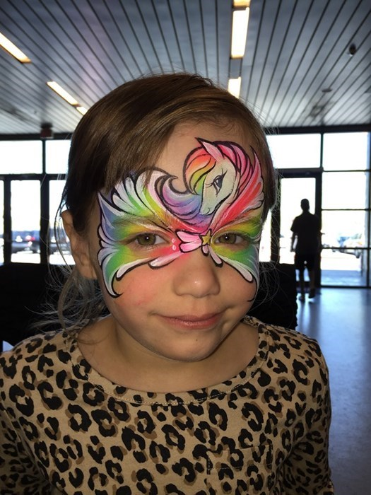 Phoenix Face Painter