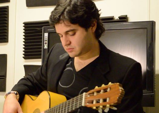 Jorge Guerrero - Acoustic Guitarist - Los Angeles, CA