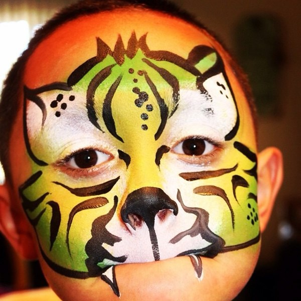 Dreams in Technicolor Face Painting - Face Painter - Van Nuys, CA
