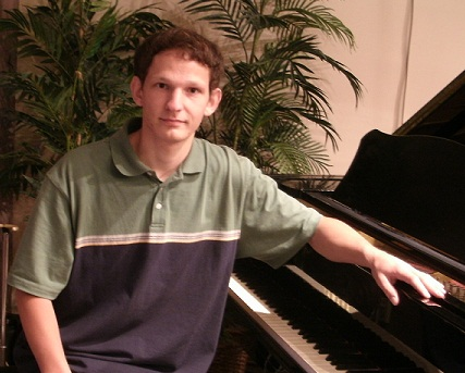 Chad Rinne, Pianist, Composer - Pianist - Lincoln, NE