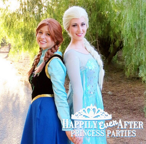 Happily Ever After Princess Parties - Princess Party - Cypress, CA