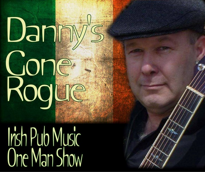 Danny's Gone Rogue - Irish Singer - Rockford, IL