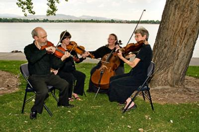 Nobility Strings | Longmont, CO | Classical String Quartet | Photo #1