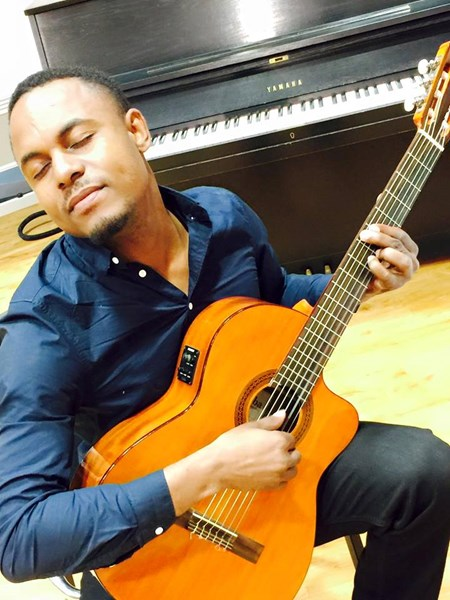 Wilson Pierre - Classical Acoustic Guitarist - Miami, FL