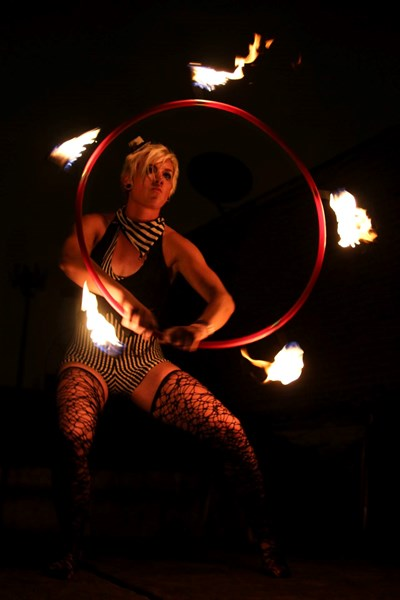 Perkulator - Hula Hoop Dancer - Chicago, IL
