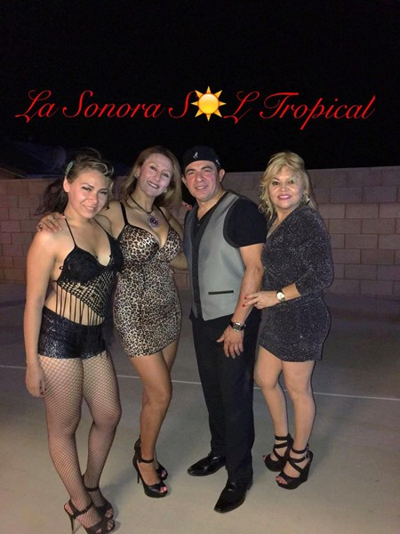 La Sonora Sol Tropical - Latin Band - Hesperia, CA