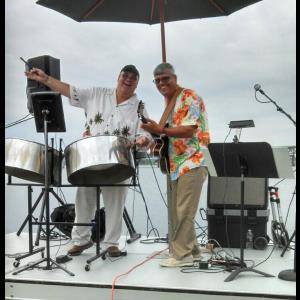 "Cape Cod Oldies Band | George Zecher & ""Steel Appeal"" Steel Drum Band"