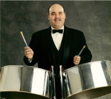 "George Zecher & ""steel Appeal"" Steel Drum Band 