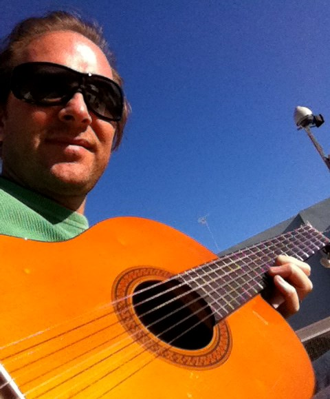 Matthew Dymond - Singer Guitarist - North Miami Beach, FL