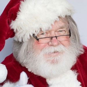 Jersey City, NJ Santa Claus | Real Beard Santa Joe