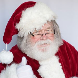 Salisbury Mills Santa Claus | Real Beard Santa Joe