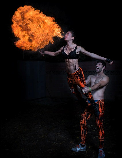Firestorm Talent & Entertainment - Circus Performer - Los Angeles, CA