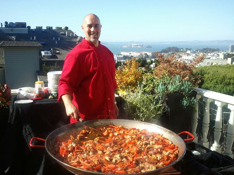 Paella Time - Caterer - San Francisco, CA