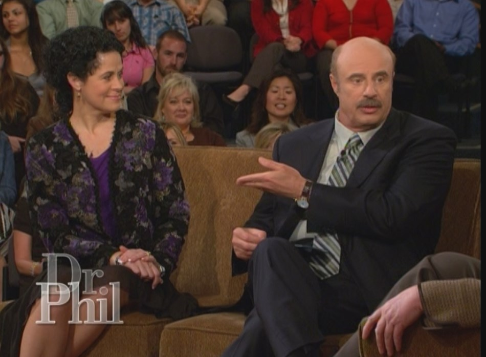 Dr. Phil Appearance