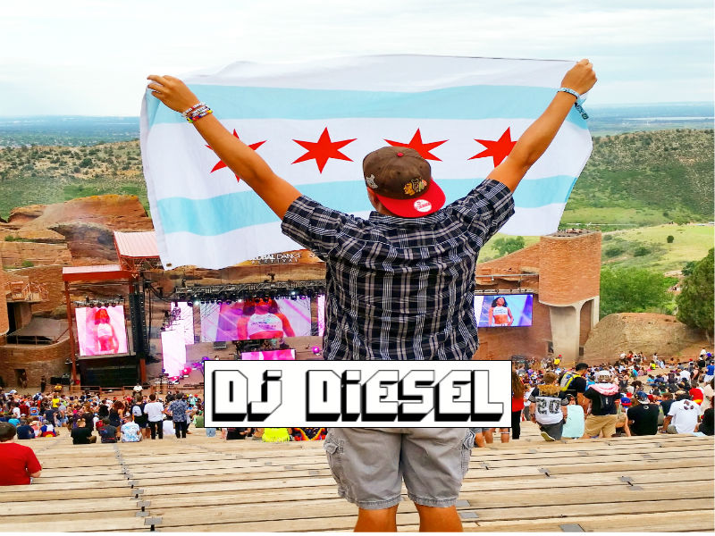 DJ Diesel (EDM DJ) - Club DJ - Grand Rapids, MI