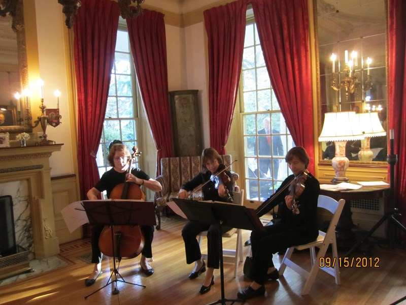 GLORIOUS STRINGS - Chamber Music Duo - Philadelphia, PA