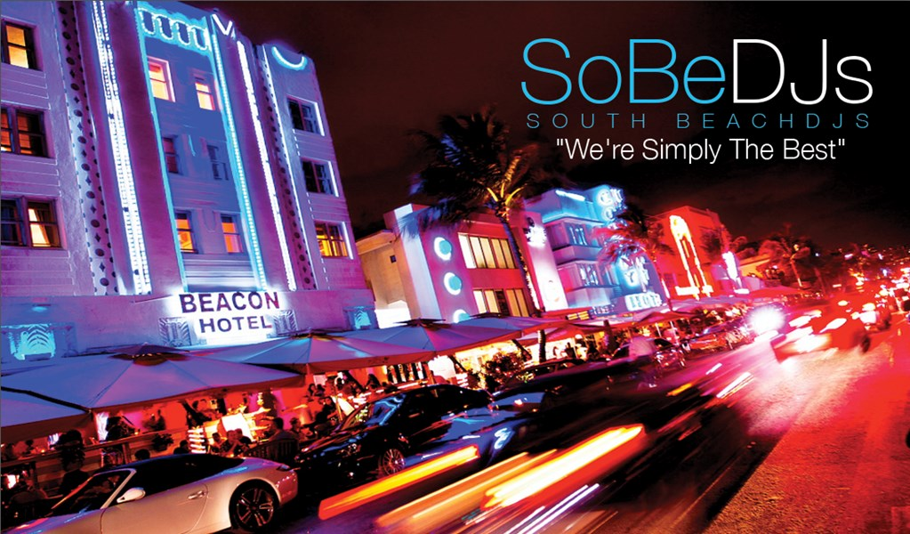 SOBE DJS - Party DJ - Miami Beach, FL