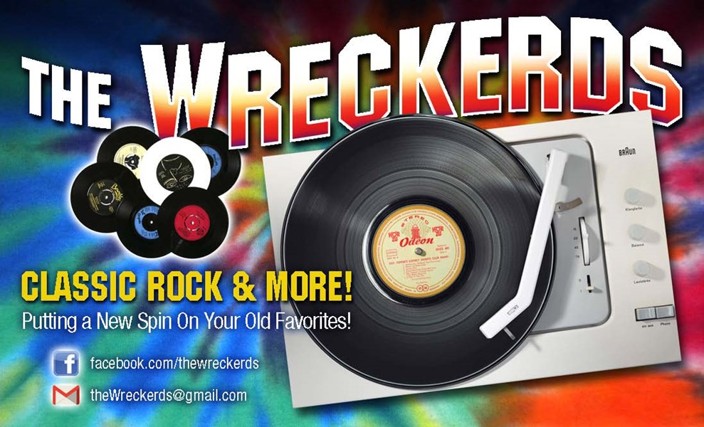 The Wreckerds - Classic Rock Band - Warminster, PA