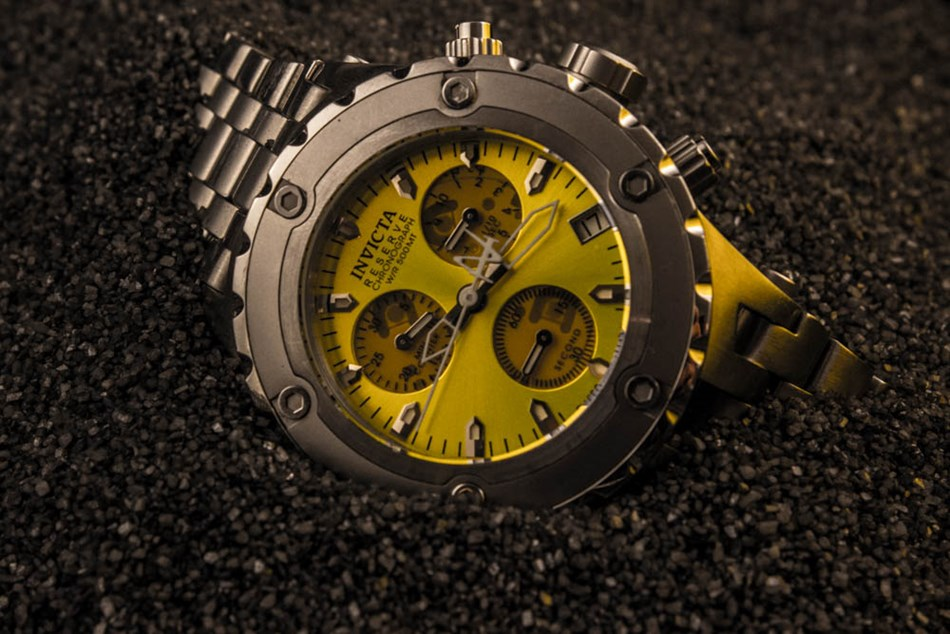 Invicta 6425 (Christopher Blink)