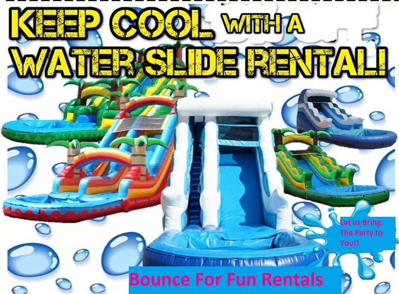 BOUNCE FOR FUN RENTALS - Party Inflatables - Medford, OR