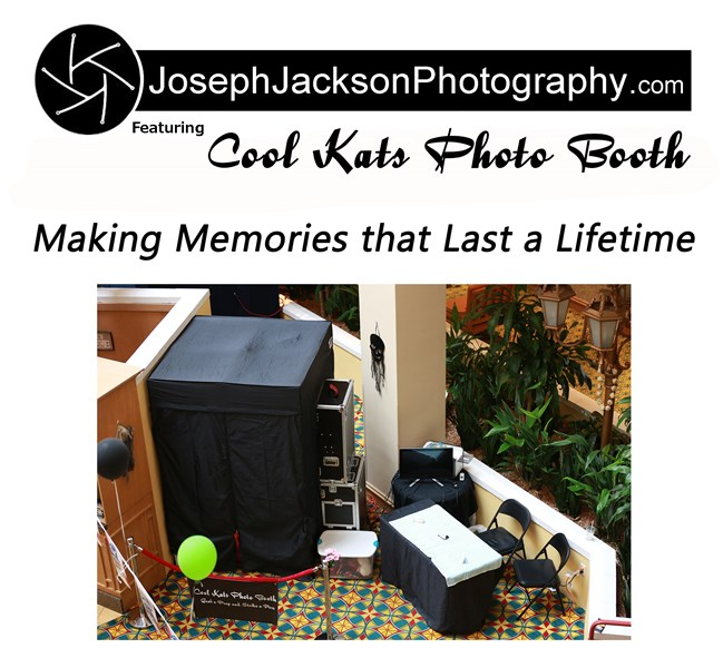 Joseph Jackson Photography/Cool Kats Photo booth - Photographer - West Palm Bch, FL
