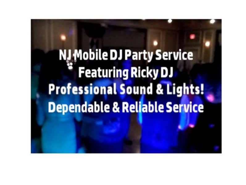NJ Party & Event DJ & A/V Services for Hire! - DJ - Neptune, NJ