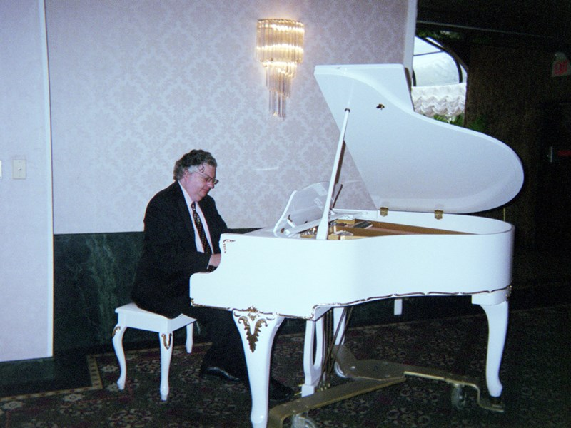 Scott McAllister - Pianist - Freehold, NJ