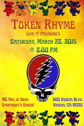 Token Rhyme - Grateful Dead Tribute Band Encino, CA | GigMasters