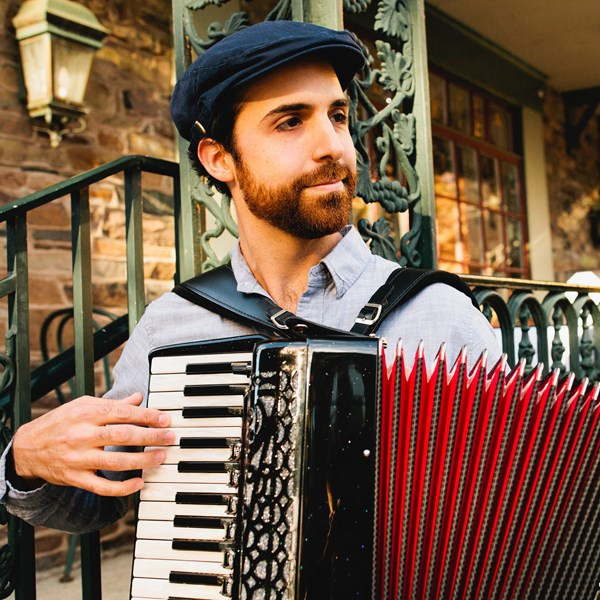 Tony Kovatch - Accordion Player - Princeton, NJ