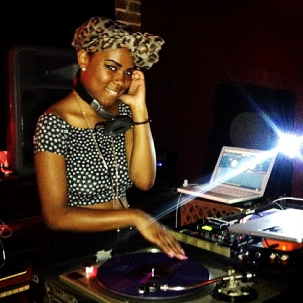 DJ Ali Jane of EccentricFeels - DJ - Miami, FL