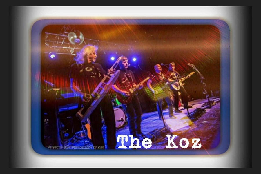 The Koz - 80s Band - Eugene, OR
