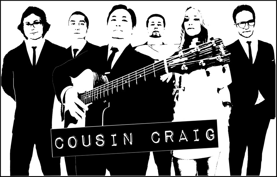 Cousin Craig - Top 40 Band - Irvine, CA