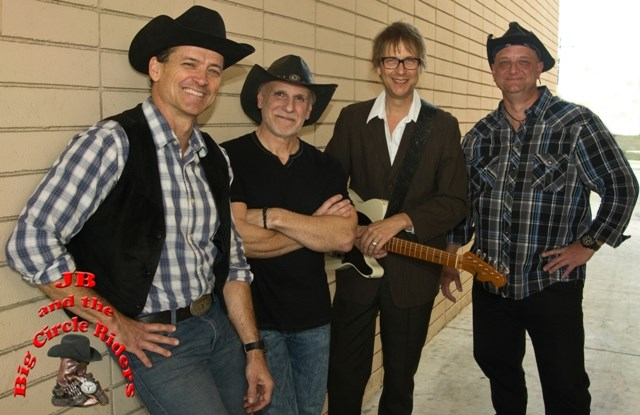 JB and the Big Circle Riders - Country Band - Bell, CA