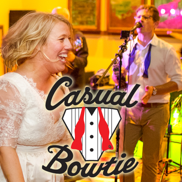 Casual Bowtie - Dance Band - Seattle, WA
