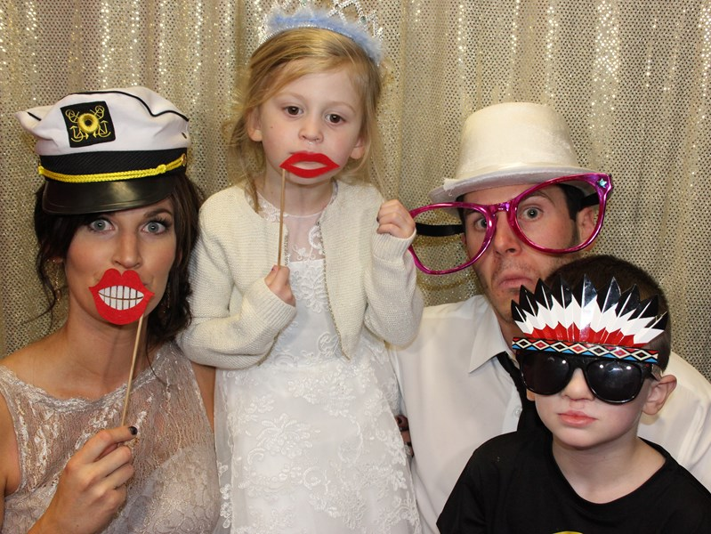 Sanders Family Photo Booth - Photo Booth - Lynchburg, VA