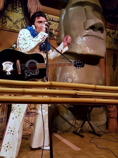 A Tribute To Elvis By Jason Stone - Elvis Impersonator - Chicago, IL